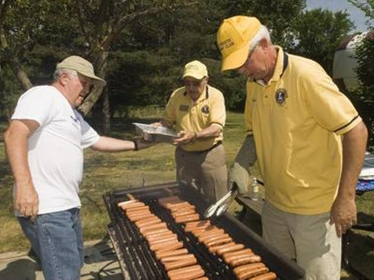 The annual Good Ol' Fashioned picnic, a Plymouth Township