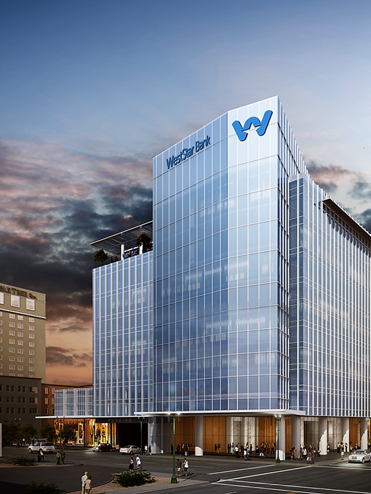 Main WestStar Tower Downtown