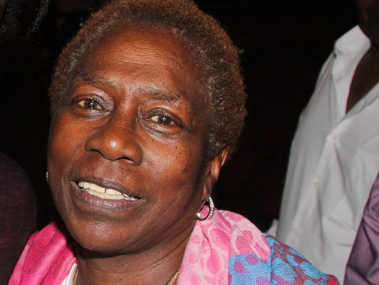 Afeni Shakur died late Monday at age 69.