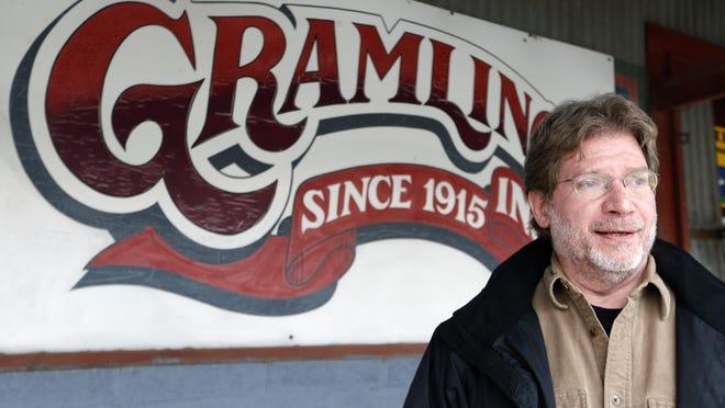 Stan Gramling is the third-generation owner of Gramling's Inc. at 1010 S. Adams Street.