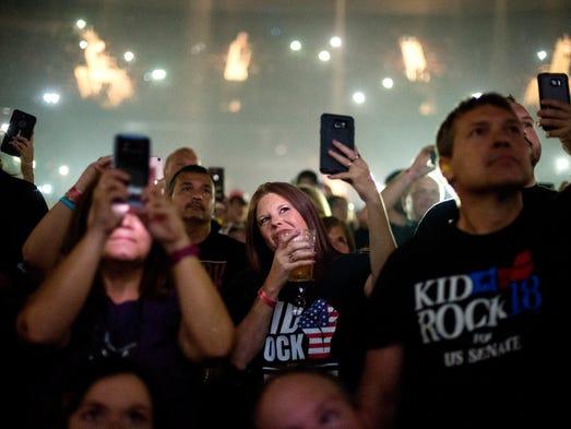 Kid Rock Evansville