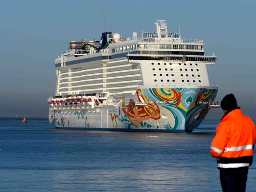 Hull Art Gone Wild: the Crazy Things Cruise Lines Are Painting on Ships