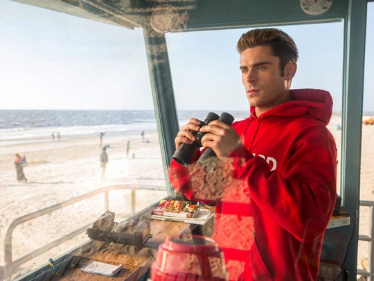 Matt Brody (Zac Efron) is the newest recruit to a crimefighting