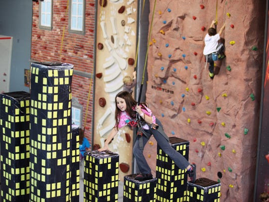 High Point offers a Kid Zone specifically for young