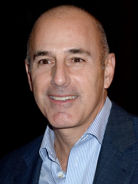 Matt Lauer Videos Of Him On The Today Show