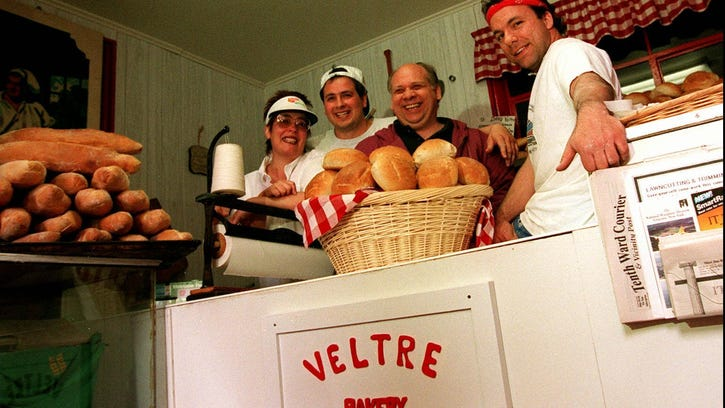 Whatever Happened To ... Veltre Bakery?