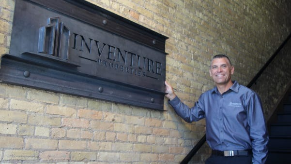 Inventure Properties, LLC CEO and President Douglas Boser announced Monday that his commercial development company had moved from Sauk Rapids to downtown St. Cloud.