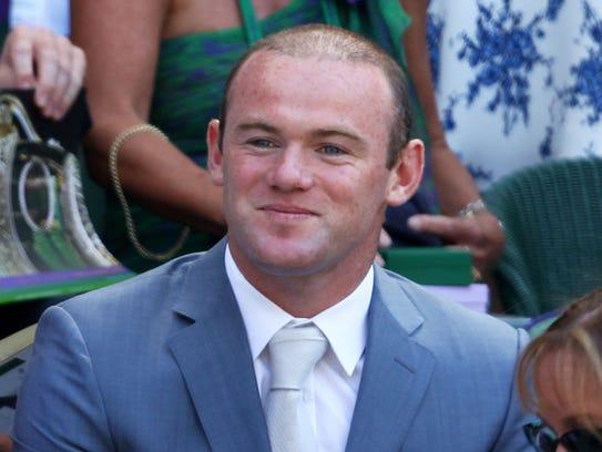 Wayne Mark Rooney is an English professional socccer