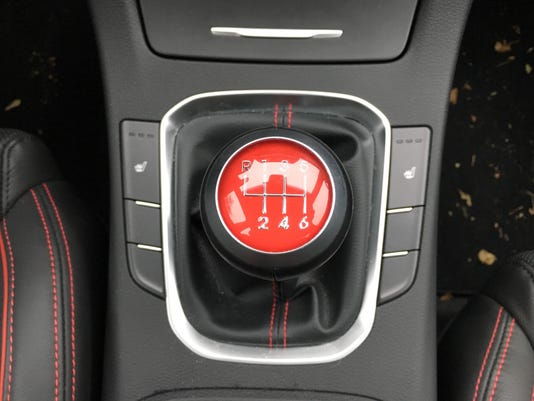 The shift is on: Manual transmissions may be endangered but they're also beloved