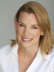 Author Fiona Davis.