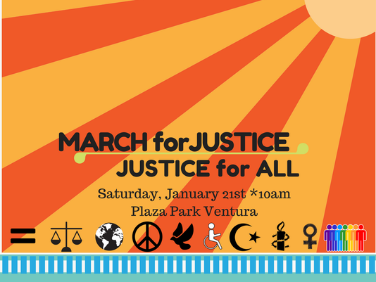 Justice for All March