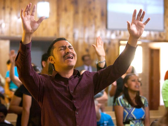 Shifting Latino Religous Identity