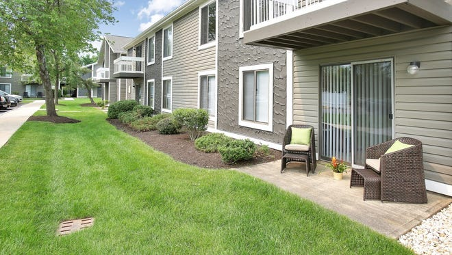 KRE Group, in partnership with Goldman Sachs Asset Management Group, has acquired Addison at Princeton Meadows and plans many capital improvements for the garden-apartment complex.