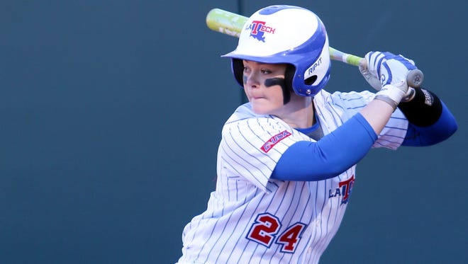 Senior Krysta Tutsch was named to the Conference USA preseason team on Wednesday. She hit nine home runs in 35 games last year.