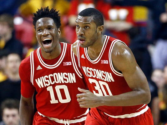 Vitto Brown, Nigel Hayes