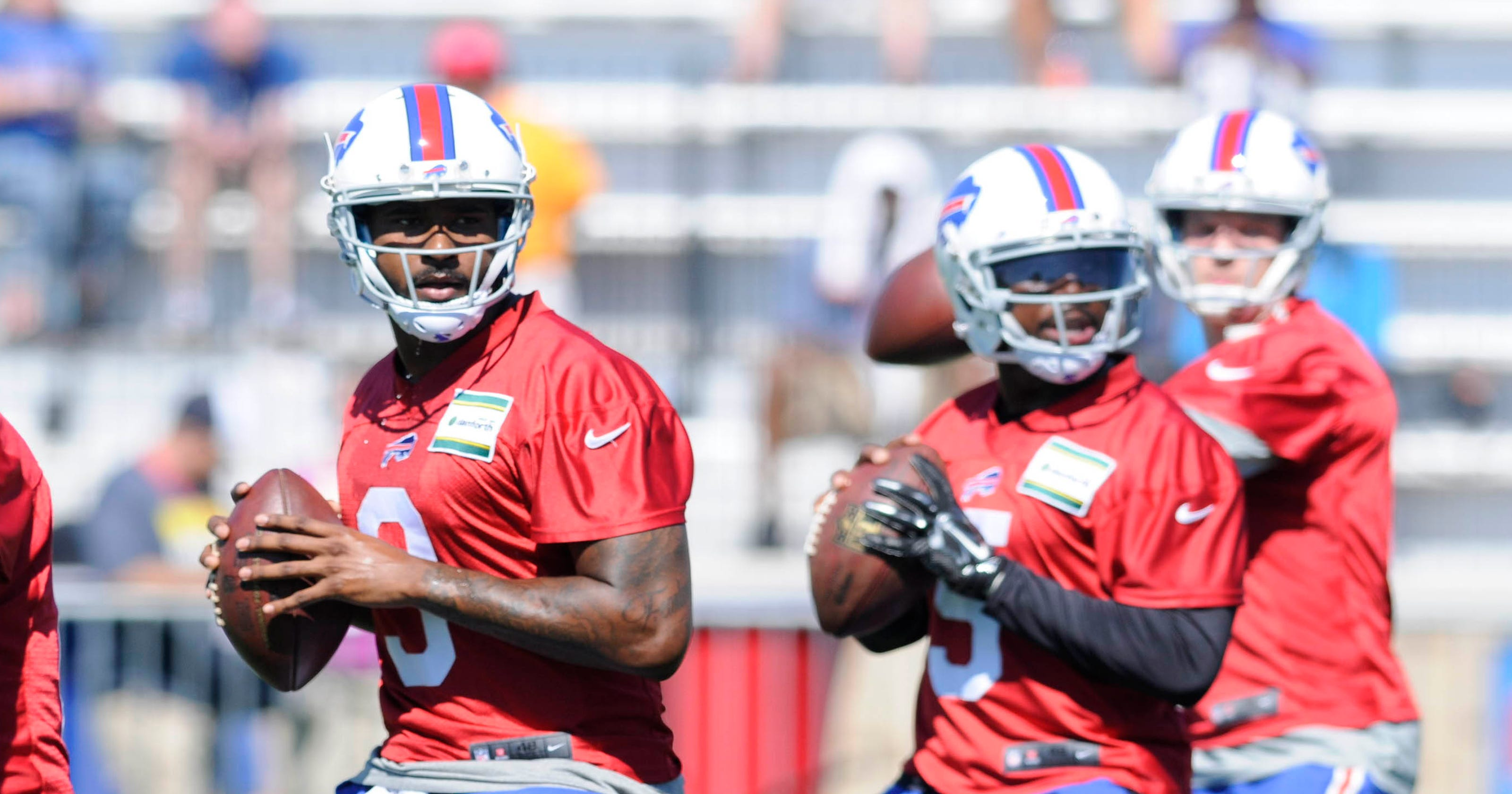 Citing 'business decision,' Bills bench Tyrod Taylor in ...