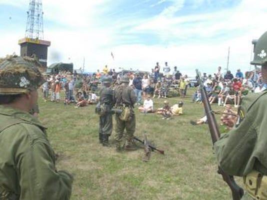 militarygunshow