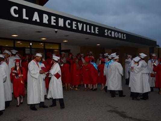 Clarenceville school