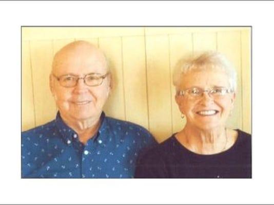 Anniversaries: Carroll Nordstrom & Marietta Nordstrom