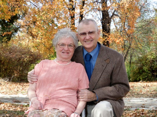 Anniversaries: michele holliman & larry holliman