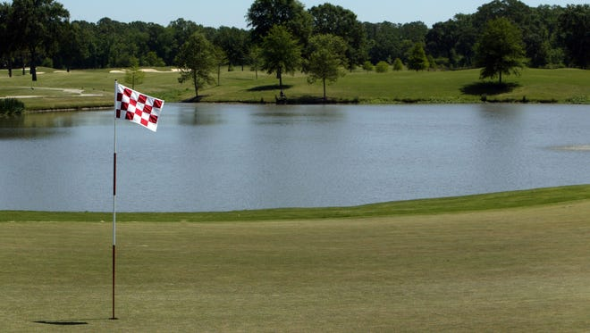 The Farm d'Allie Golf Course in Carencro.