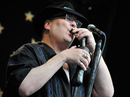 Blues Traveler will perform June 30 in Kokomo.
