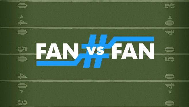 Fan vs. Fan: Twitter showdown