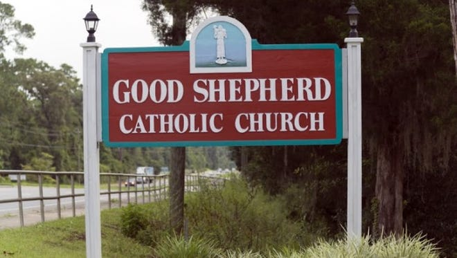 "Good Shepherd Catholic Church is hosting a symposium on ""Welcoming the Stranger."""
