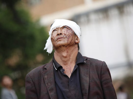 Aug. 3, 2014: 700 dead in China. An injured earthquake