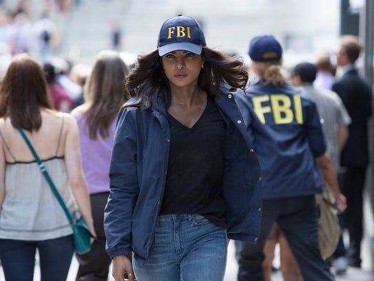 Priyanka Chopra is Alex Parrish in 'Quantico.'