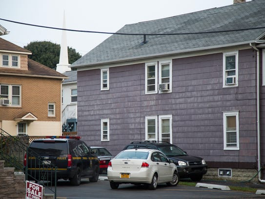 An apartment on Mckinley Avenue in Endicott and another