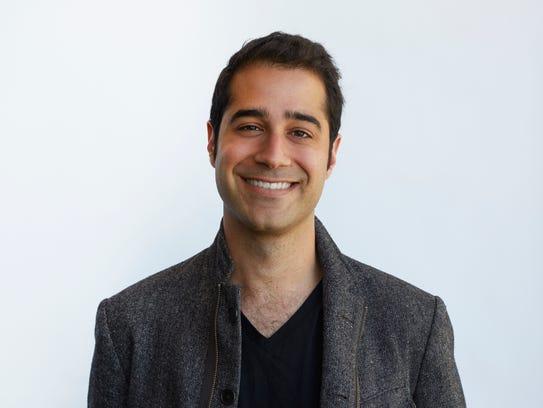 Periscope co-founder Kayvon  Beykpour.