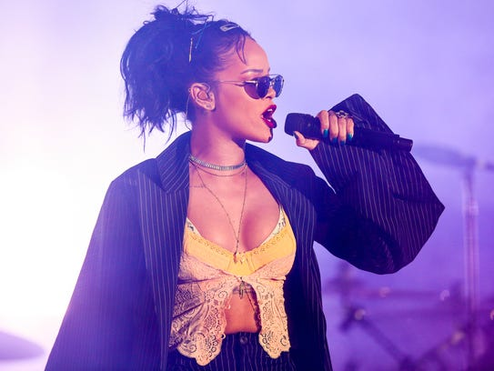 Rihanna will perform at the Royal Farms Arena in Baltimore