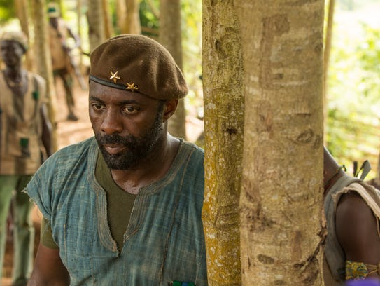 'Beasts of No Nation' star Idris Elba won for outstanding