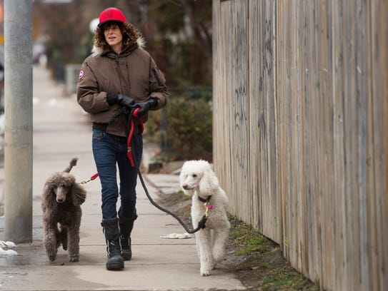 Andrea Constand, a Canadian, on Dec. 31, 2015 in Toronto.