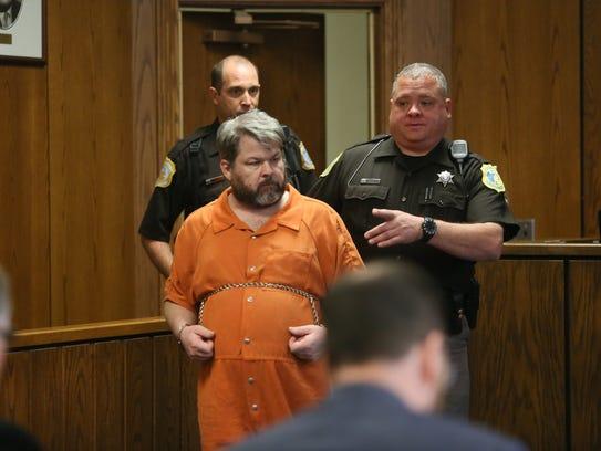 Kalamazoo shootings murder defendant Jason Brian Dalton