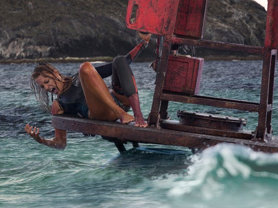 """Nancy (Blake Lively) in Columbia Pictures' """"The Shallows."""""""