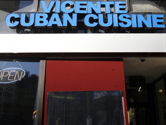 Vicente Cuban Cuisine at 1250 Library in Detroit.