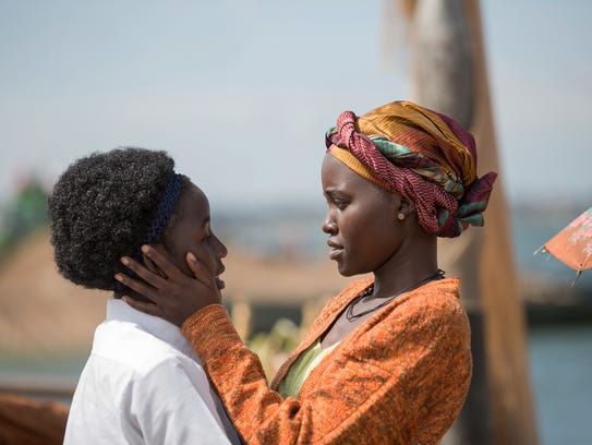 Lupita Nyong'o and Madina Nalwanga star in the triumphant