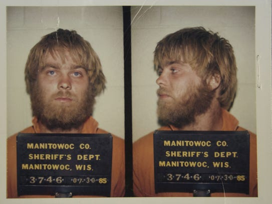 Steven Avery from the Netflix original documentary