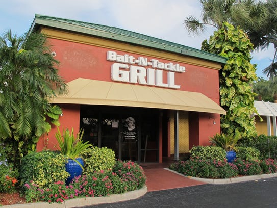Jimmy's Bait-N-Tackle Grill at the Ramada Inn on U.S.
