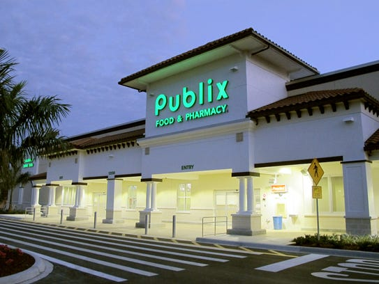 The new Publix Supermarket is completed but still hasn't