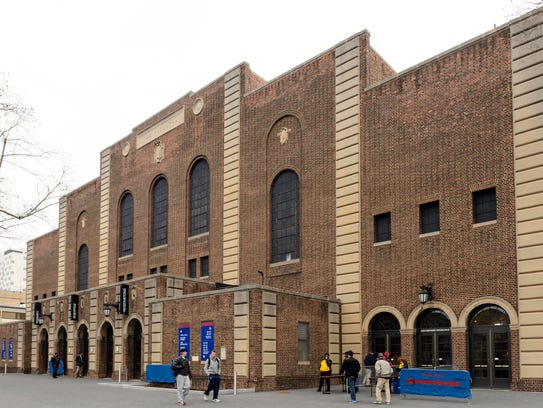 The Palestra has hosted so many of the greats over