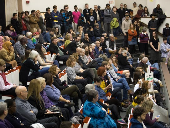 Binghamton residents pack City Council chambers on