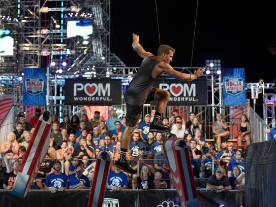"""Knoxville native Grant McCartney competes in """"American"""
