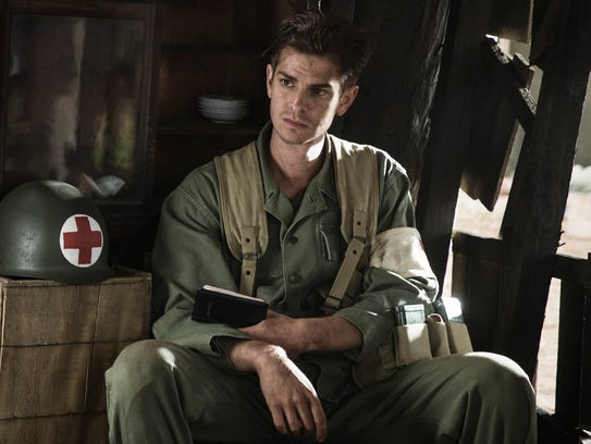 'Hacksaw Ridge,' the tale of a World War II conscientious