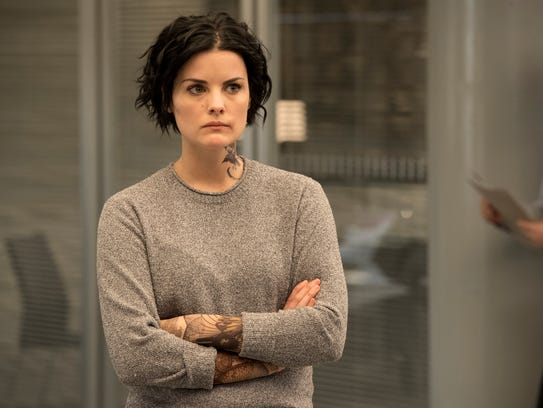 Jaimie Alexander is Jane Doe on 'Blindspot.'