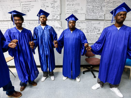 Shelby County Correctional Center inmates take part