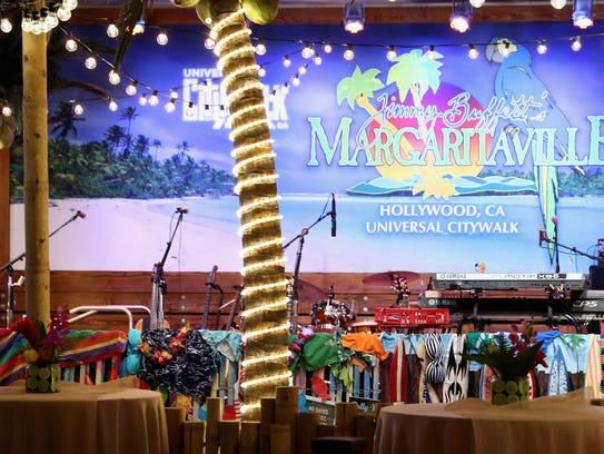 Jimmy Buffett's Margaritaville restaurant is a recent