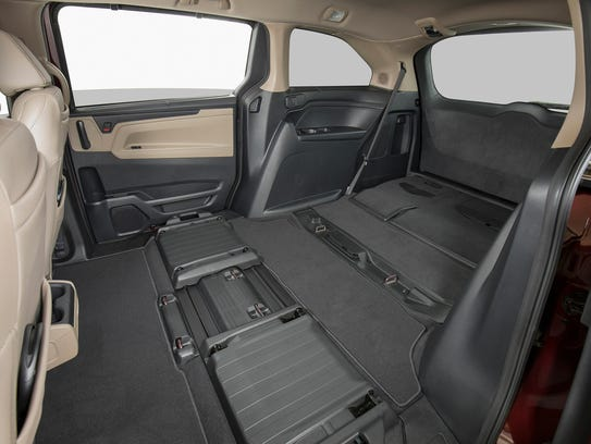 Review 2018 Honda Odyssey Is A Kid Hauler With Tricks And